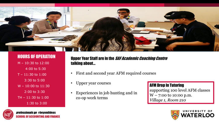 Academic Coaching Centre