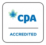 CPA accredited logo