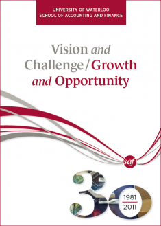 Cover of Vision and Challenge / Growth and Opportunity