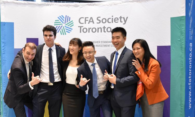 2020 CFA IRC team - funny pose