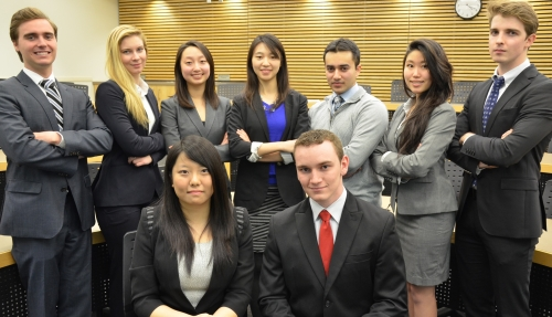 Investment Fund Team for winter 2014