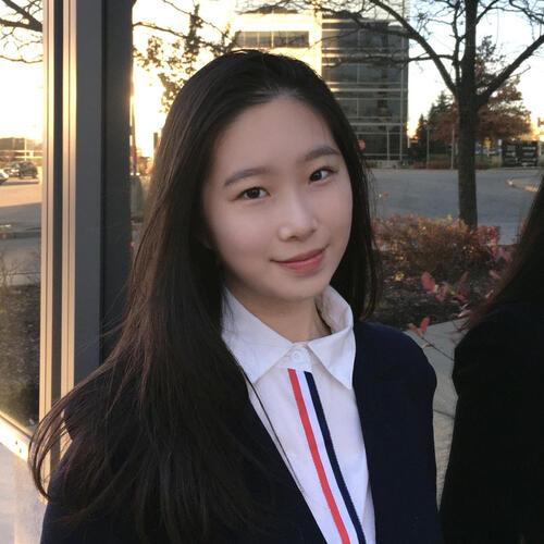 Grace AFM student