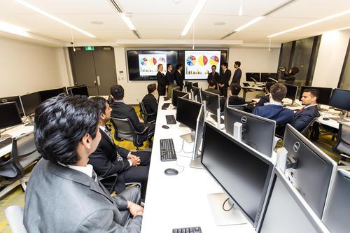 SAF Finance and Analytics Lab