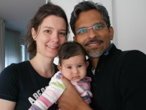 wilson balachandra and family