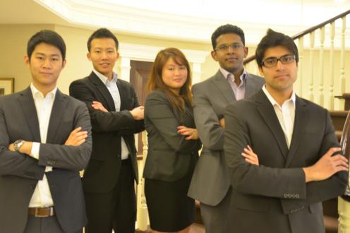 2013 CFA IRC Team