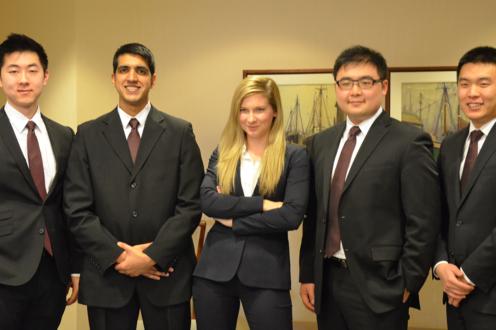 2014 CFA IRC Team