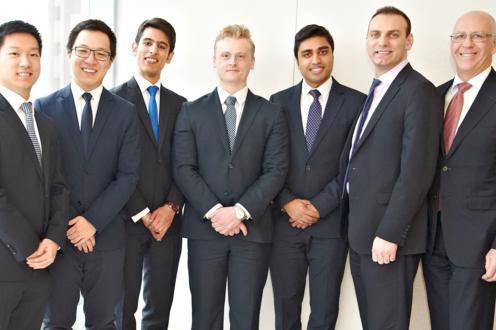 2016 CFA IRC Team