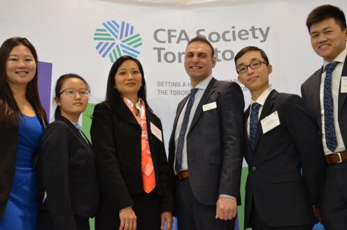 2019 CFA IRC Team
