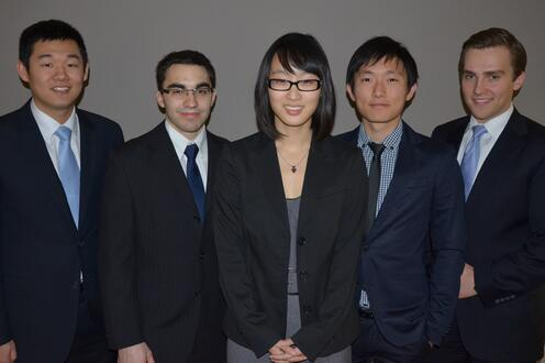 2012 CFA IRC Team