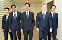 2016 SAF team captures world championship in CFA Institute Research Challenge