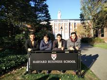 Harvard Stock Pitch Competition