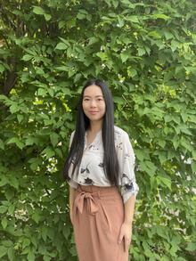 Photo of Jia Lei
