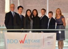 2011 BDO WATCase Winners