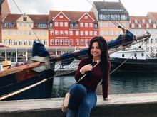 Bianca in Sweden