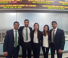 CFA Research Challenge Local Winners
