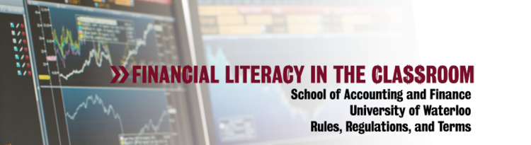 Financial Literacy in the Classroom