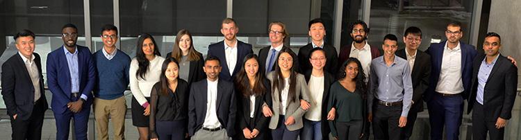 Student Venture Fund Winter 2020 Team