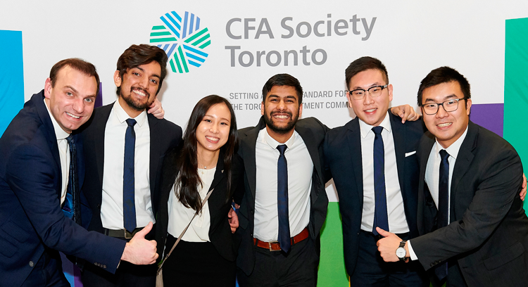 2018 SAF winning team of CFA Equity Research Challenge, Local Division