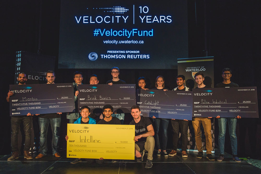 Velocity Fund Finalists Winners 2018