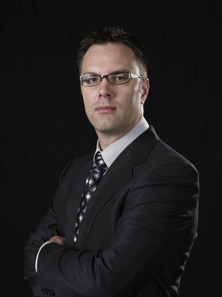 Professor Blake Phillips.
