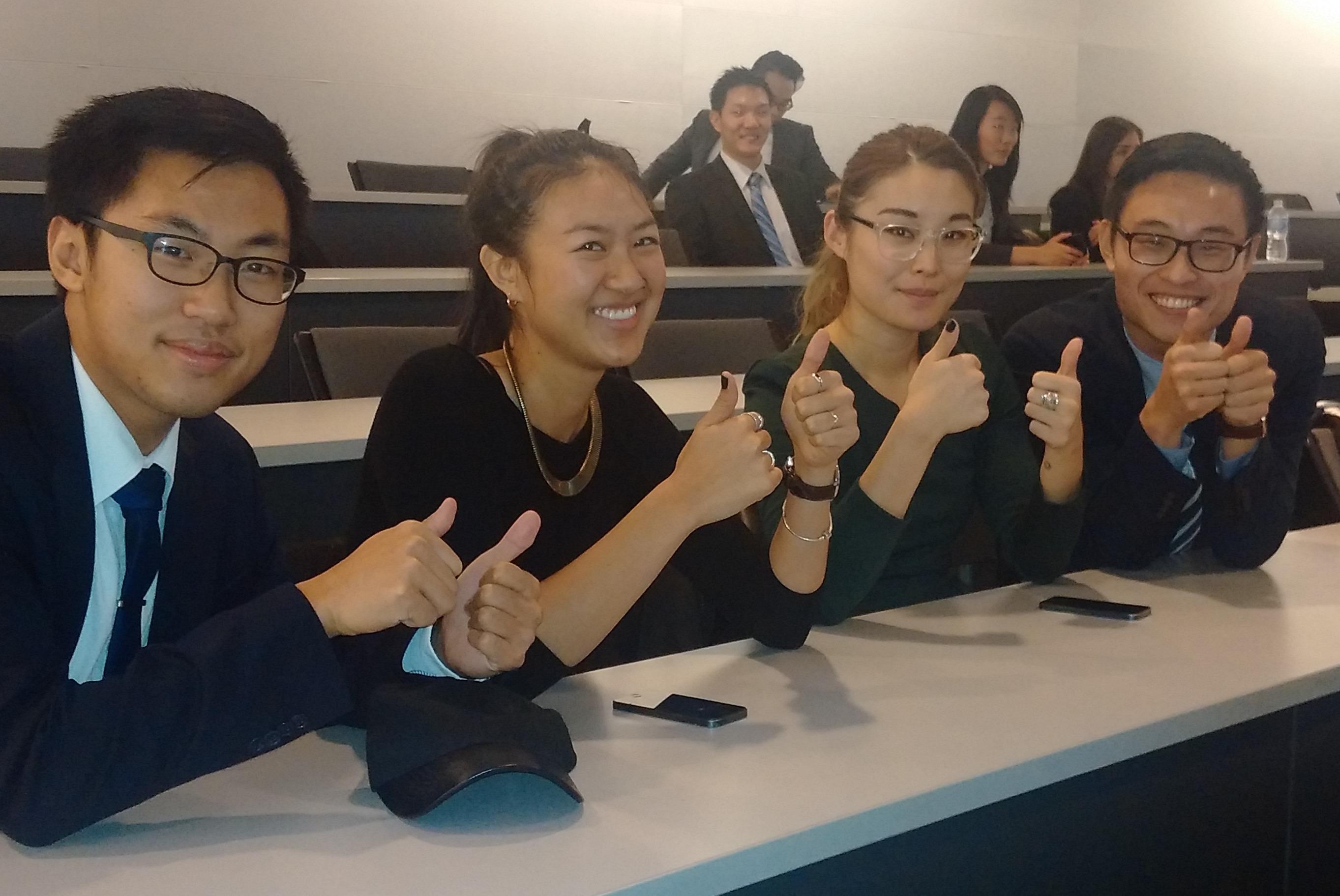 SAF Students