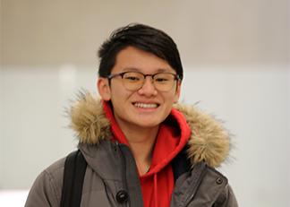 Edmond H. Math/CPA student