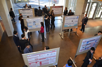 posters on display at the 2011 Investment Poster Competition