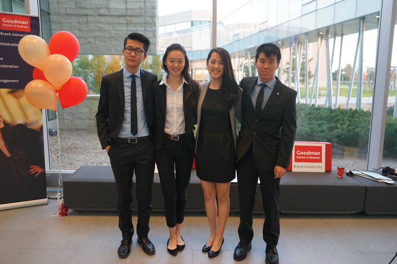 First place team: Patrick Yu, Julee Huang, Hillary Fung, Jason Li