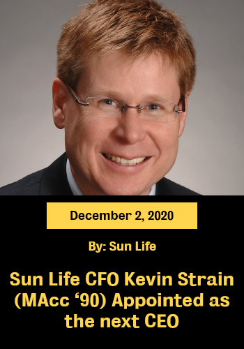 kevin Appointed next CEO