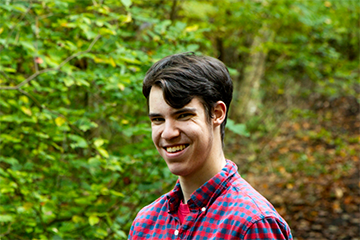 Tyler S. SAF student