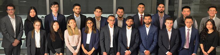Student Investment Fund - Winter 2020 Team