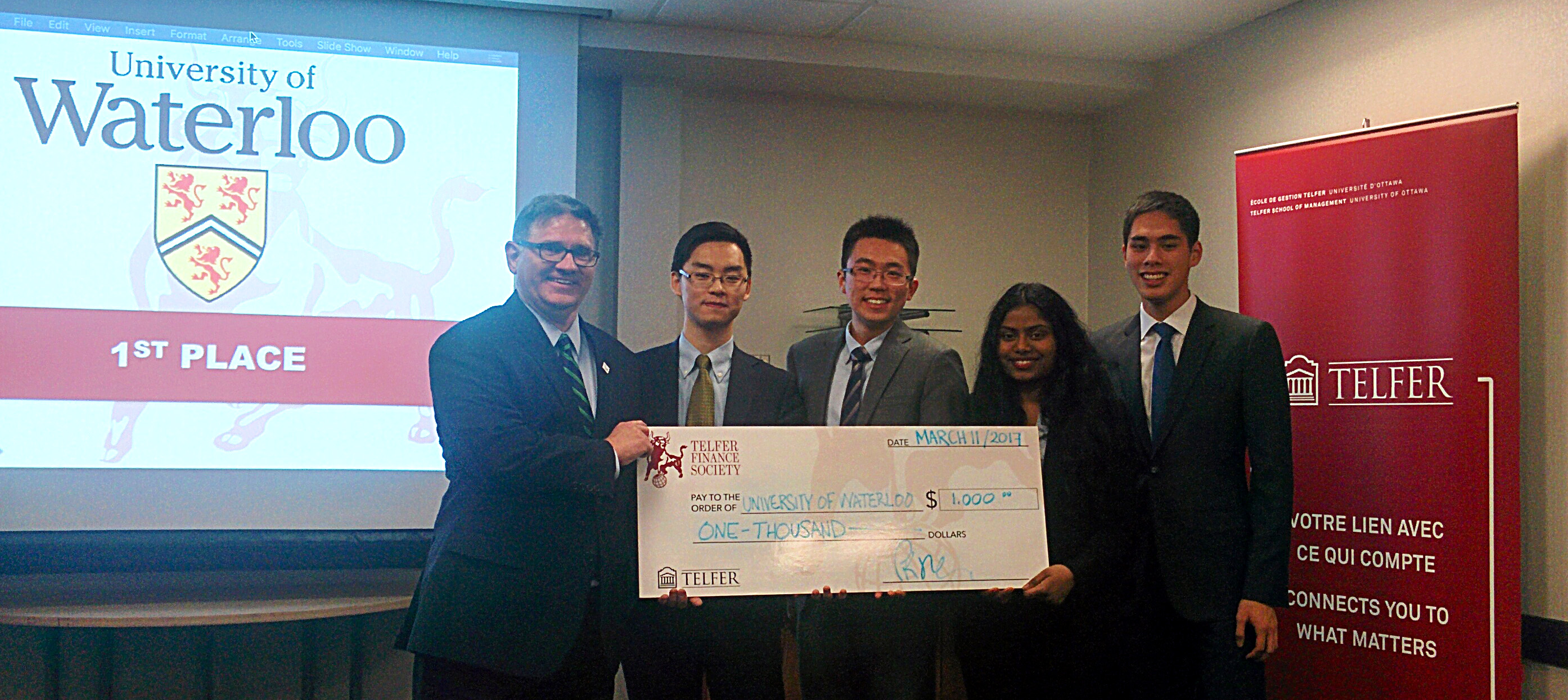 TMX case competition