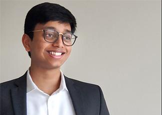 Vishnu, SAF student