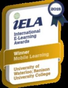 IELA award winner image