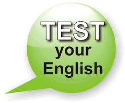 Text, test your english