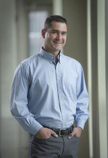 Headshot of Dr. Roderick Slavcev