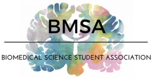 Biomedical science student association logo