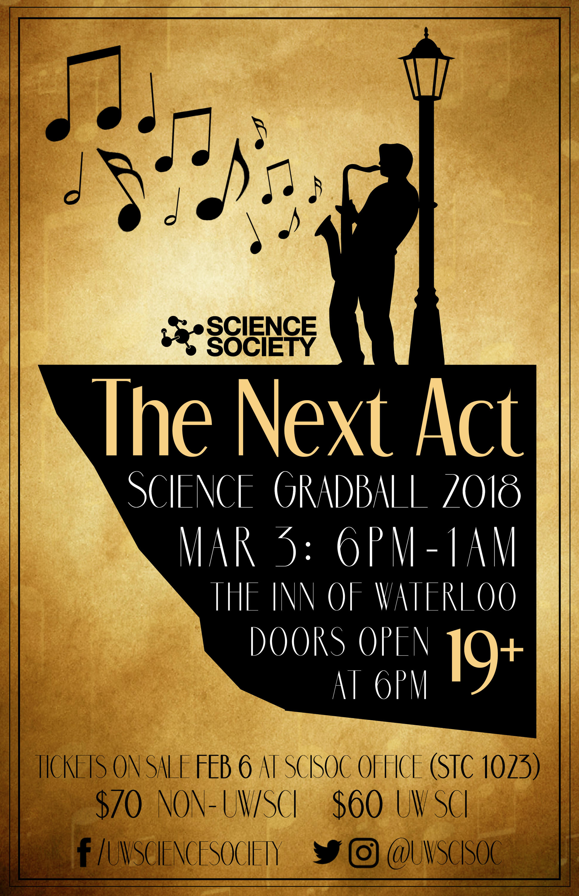 The Next Act Poster