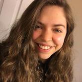 Emilie smiling