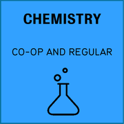 Chemistry, co-op and regular