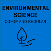 Environmental science, co-op and regular