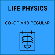 Life physics, co-op and regular