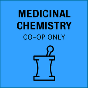 Medicinal chemistry, co-op only