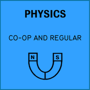 Physics, co-op and regular