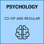 Psychology, co-op and regular