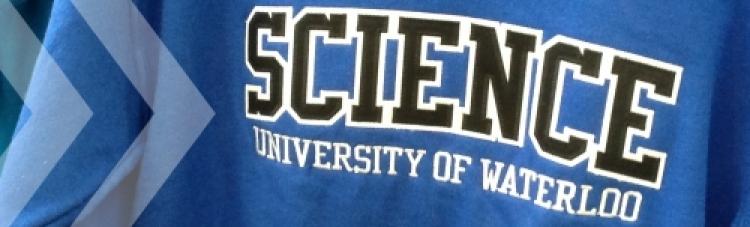 Waterloo Science sweatshirt