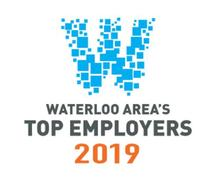 Waterloo Area's Top Employers 2019 logo