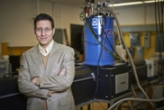 Waterloo Chemistry Prof. Pavle Radovanovic