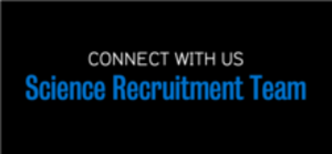 Science Recruitment Team - Connect with us button