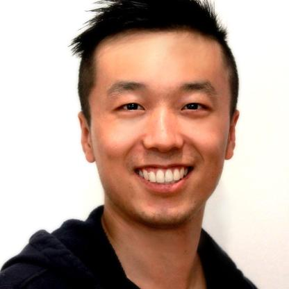 Portrait of Henry Shi